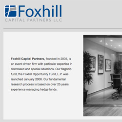 Foxhill Capital Partners LLC