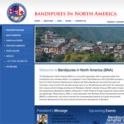 Bandipures in North America (BNA)
