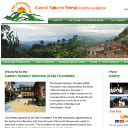 Ganesh Bahadur Shrestha (GBS) Foundation