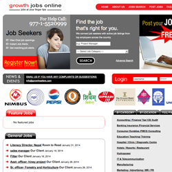 Growth Jobs Online