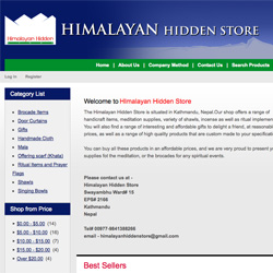 The Himalayan Hidden Store